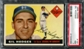 1955 Topps Baseball #187 Gil Hodges PSA 7 (NM) *9385