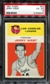 1961/62 Fleer Basketball #43 Jerry West Rookie PSA 4 (VG-EX) *9404