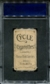 1909-11 T206 Cycle Clyde Engle PSA 1 (PR) *4721