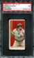 1909 E101 'Set Of 50' Honus Wagner (Batting) PSA 1 (PR) *4735