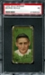1911 T205 Gold Border Cycle George Schlei PSA 1 (PR) *5338