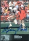 1997 Upper Deck Legends Autographs #AL144 Mercury Morris