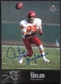 1997 Upper Deck Legends Autographs #AL173 Otis Taylor SP
