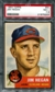 1953 Topps Baseball #80 Jim Hegan PSA 7.5 (NM+) *5222