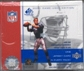 2001 Upper Deck SP Game Used Football Hobby Box