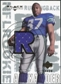 2000 Upper Deck Black Diamond #159 Shaun Alexander RC Jersey