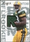 2000 Upper Deck Black Diamond #168 Bubba Franks RC Jersey