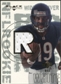 2000 Upper Deck Black Diamond #172 Dez White RC Jersey