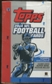 2004 Topps Football Retail 36-Pack Box