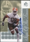 2000 Upper Deck SP Authentic Sign of the Times #JD JaJuan Dawson Autograph