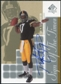 2000 Upper Deck SP Authentic Sign of the Times #TM Tee Martin Autograph