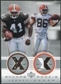 2000 Upper Deck Encore Rookie Combo Jerseys #RC6 Travis Prentice Dennis Northcutt