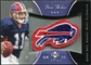 2003 Upper Deck Sweet Spot Classics Patch #PDB Drew Bledsoe