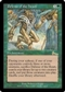 Magic the Gathering Urza's Legacy Single Defense of the Heart MODERATE PLAY (VG/EX)