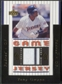 1997 Upper Deck Game Jersey #GJ2 Tony Gwynn
