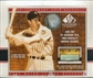 2002 Upper Deck SP Legendary Cuts Baseball Hobby Box