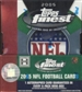 2005 Topps Finest Football Hobby Box