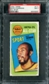 1970/71 Topps Basketball #111 Nate Thurmond All Star PSA 7 (NM) *2557
