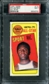 1970/71 Topps Basketball #110 Willis Reed All Star PSA 7 (NM) *2703