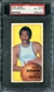 1970/71 Topps Basketball #138 Nate Bowman PSA 8 (NM-MT) *2762