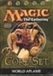 Magic the Gathering 9th Edition World Aflame Precon Theme Deck