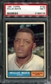 1961 Topps Baseball #150 Willie Mays PSA 7 (NM) *9739