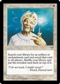 Magic the Gathering Mirage Single Enlightened Tutor MODERATE PLAY (VG/EX)