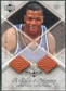 1999/00 Upper Deck Black Diamond A Piece of History Double #CM Corey Maggette