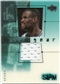 2000/01 Upper Deck Slam Flight Gear #DRG David Robinson