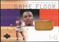 2000/01 Upper Deck Hardcourt Game Floor #AHFAnfernee Hardaway