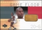 2000/01 Upper Deck Hardcourt Game Floor #GPF Gary Payton