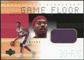 2000/01 Upper Deck Hardcourt Game Floor #RWF Rasheed Wallace