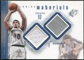 2000/01 Upper Deck SPx Winning Materials #WS2 Wally Szczerbiak Game Jersey/Shirt