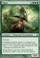 Magic the Gathering Lorwyn Single Vigor UNPLAYED (NM/MT)