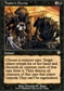 Magic the Gathering Invasion Single Tsabo's Decree UNPLAYED (NM/MT)