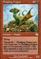 Magic the Gathering Judgment Single Fledgling Dragon - NEAR MINT (NM)