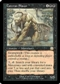Magic the Gathering Mercadian Masques Single Cateran Slaver Foil