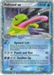Pokemon Unseen Forces Single Politoed ex 107/115