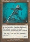 Magic the Gathering Nemesis Single Parallax Inhibitor UNPLAYED (NM/MT)