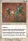 Magic the Gathering Nemesis Single Parallax Wave - SLIGHT PLAY (SP)