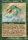 Magic the Gathering Odyssey Single Stone-Tongue Basilisk UNPLAYED (NM/MT)