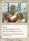 Magic the Gathering Onslaught Single Aven Brigadier - NEAR MINT (NM)