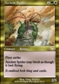 Magic the Gathering Planeshift Single Ancient Spider Foil
