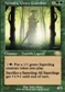 Magic the Gathering Planeshift Single Nemata, Grove Guardian Foil