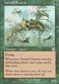 Magic the Gathering Scourge Single Xantid Swarm LIGHT PLAY (NM)