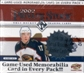 2001/02 Pacific Private Stock Hockey Hobby Box