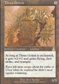 Magic the Gathering Urza's Destiny Single Thran Golem Foil