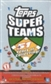 2002 Topps Super Teams Baseball Hobby Box
