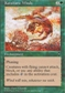 Magic the Gathering Visions Single Katabatic Winds - SLIGHT PLAY (SP)