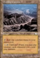 Magic the Gathering Weatherlight Single Winding Canyons UNPLAYED (NM/MT)